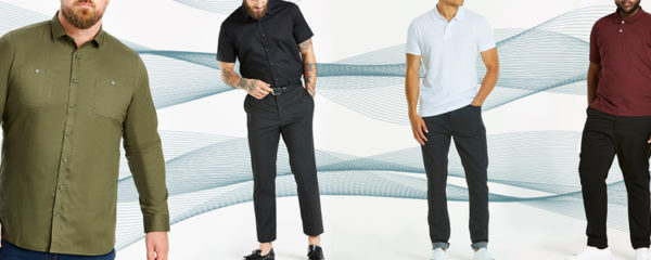 mode pour hommes